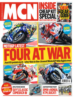 MCN August 2017
