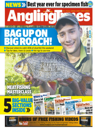Angling Times NR.39 2014