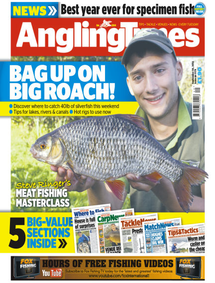 Angling Times September 30, 2014 00:00