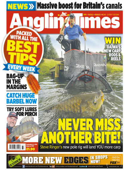 Angling Times September 09, 2014 00:00