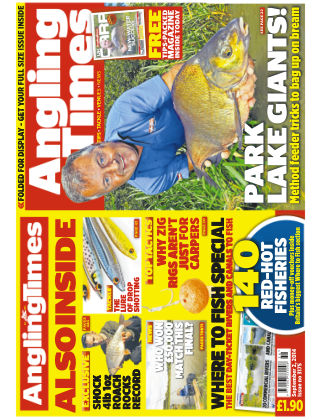 Angling Times NR.35 2014