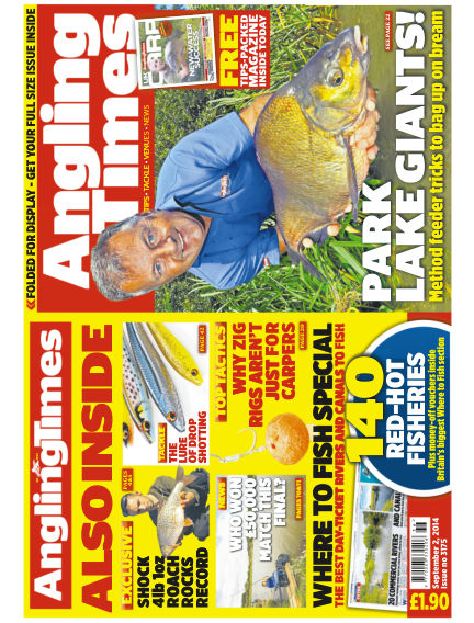 Angling Times September 02, 2014 00:00