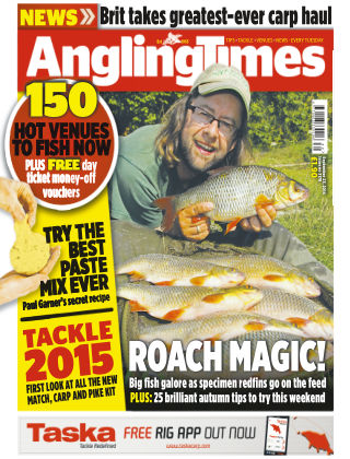 Angling Times NR.38 2014