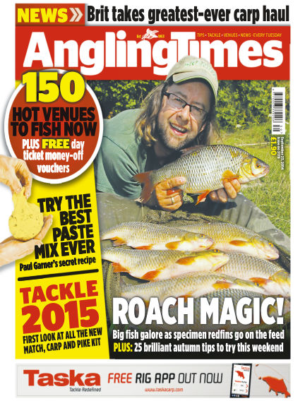 Angling Times September 23, 2014 00:00