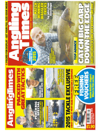 Angling Times NR.37 2014