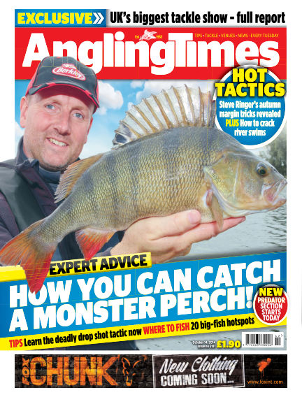 Angling Times October 14, 2014 00:00