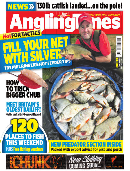 Angling Times October 21, 2014 00:00