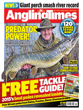 Angling Times NR.43 2014