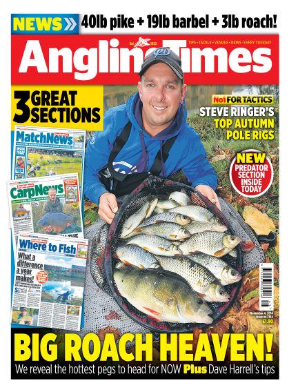 Angling Times November 04, 2014 00:00