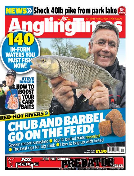 Angling Times November 11, 2014 00:00