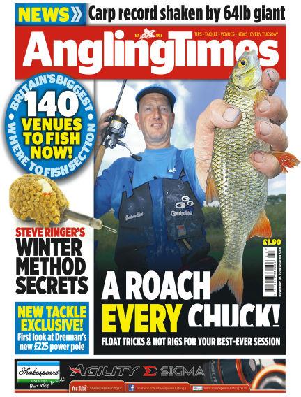 Angling Times November 18, 2014 00:00