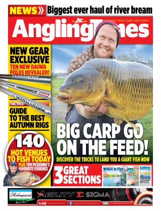 Angling Times NR.40 2014