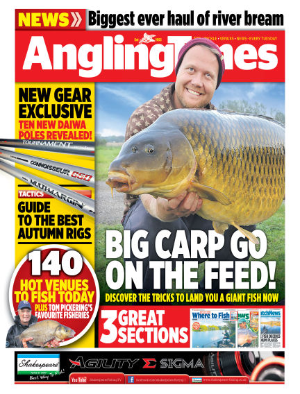 Angling Times October 07, 2014 00:00