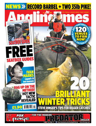 Angling Times NR.48 2014