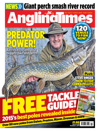 Angling Times NR.49 2014