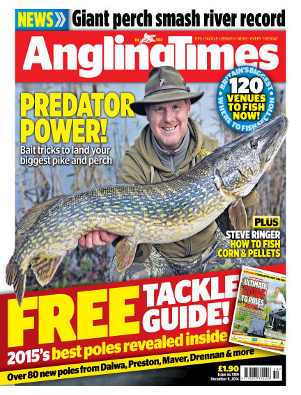 Angling Times December 09, 2014 00:00