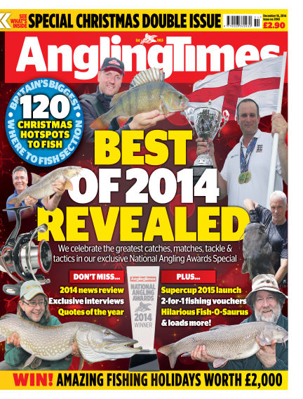 Angling Times December 16, 2014 00:00