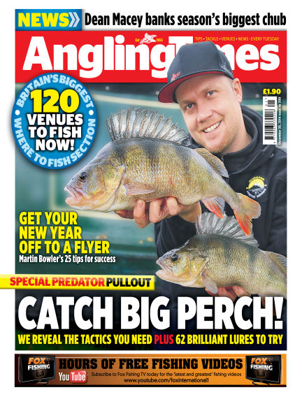 Angling Times December 30, 2014 00:00