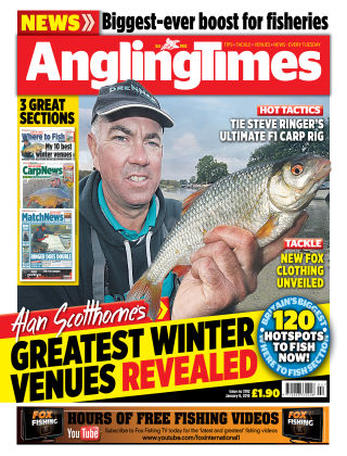 Angling Times NR.01 2015
