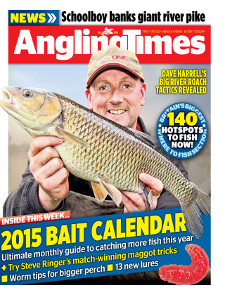 Angling Times NR.02 2015