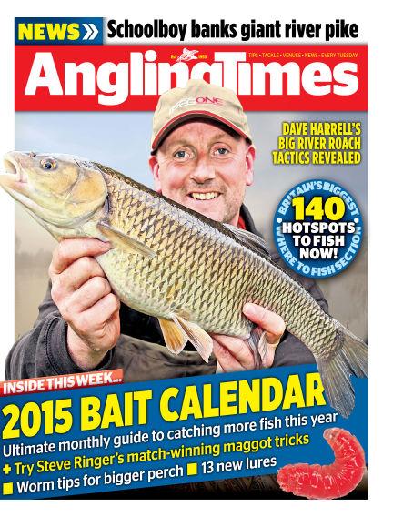 Angling Times January 13, 2015 00:00