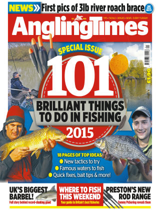 Angling Times NR.03 2015