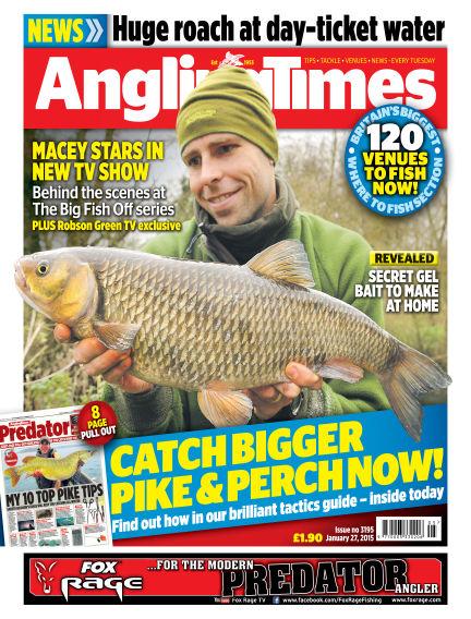 Angling Times January 27, 2015 00:00