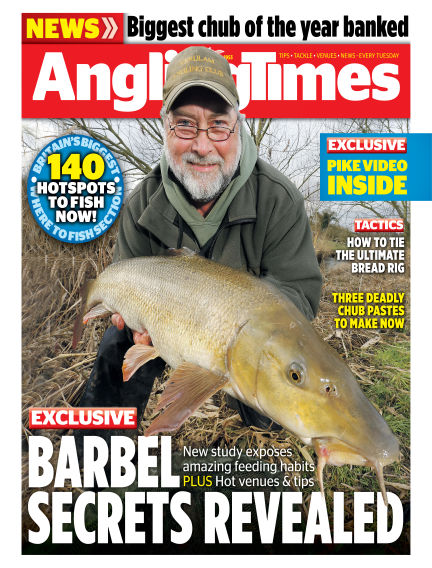 Angling Times February 03, 2015 00:00