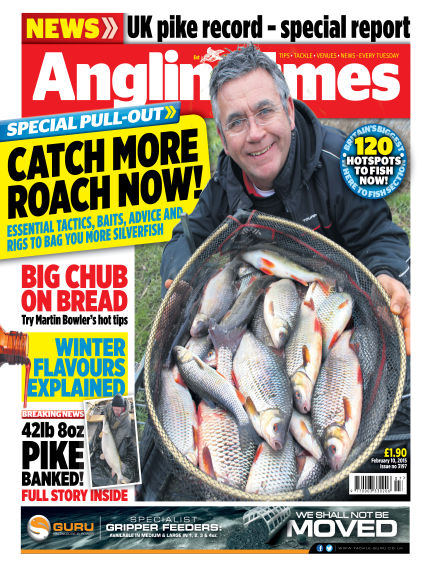 Angling Times February 10, 2015 00:00