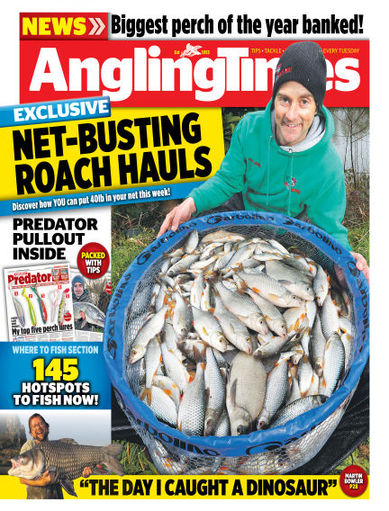 Angling Times February 24, 2015 00:00