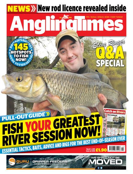 Angling Times March 03, 2015 00:00