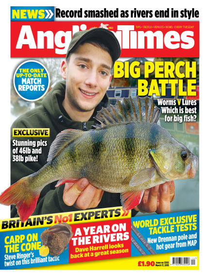 Angling Times March 17, 2015 00:00