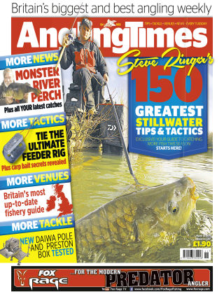 Angling Times NR.10 2015