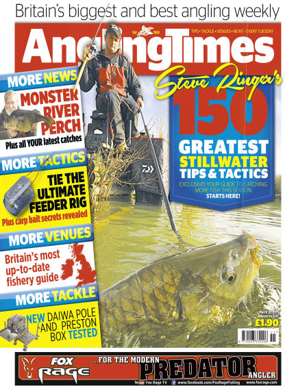 Angling Times March 12, 2015 00:00