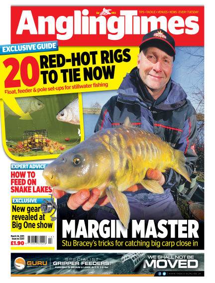 Angling Times March 24, 2015 00:00
