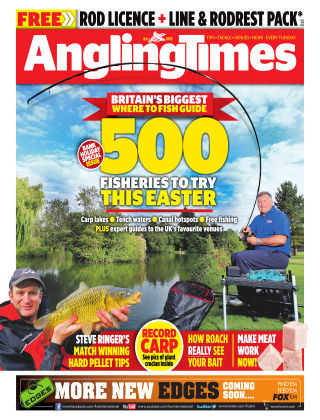 Angling Times NR.13 2015