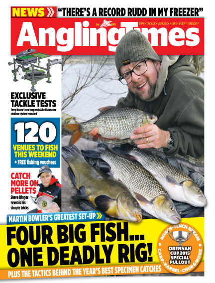 Angling Times April 07, 2015 00:00