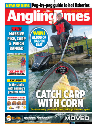 Angling Times NR.15 2015
