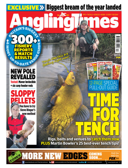 Angling Times April 21, 2015 00:00