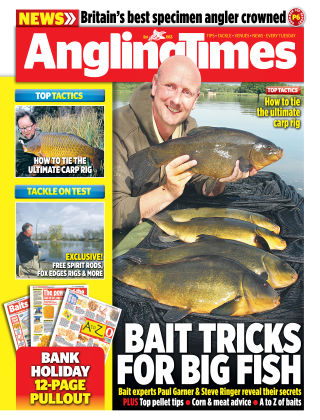 Angling Times NR.17 2015
