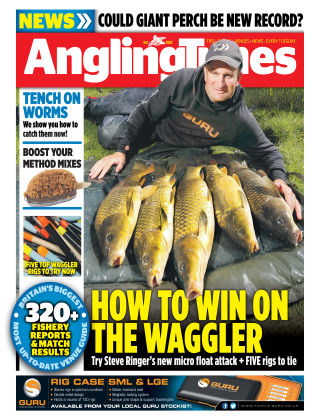 Angling Times NR.18 2015