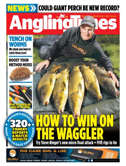 Angling Times May 05, 2015 00:00