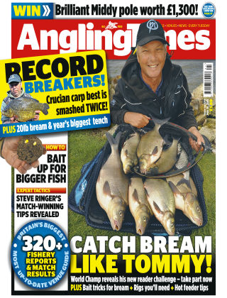 Angling Times NR.20 2015