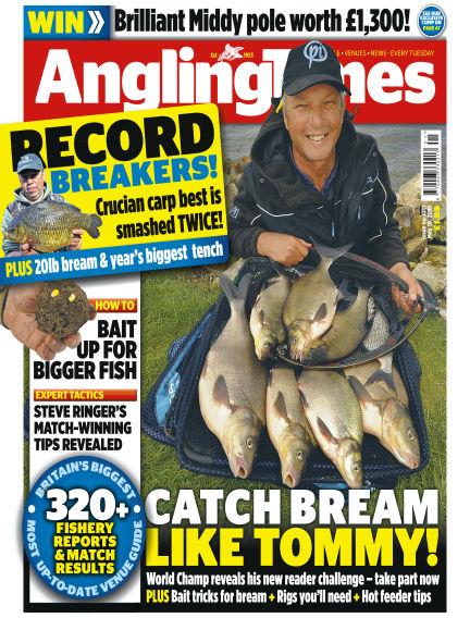 Angling Times May 19, 2015 00:00