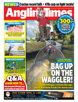 Angling Times NR.21 2015