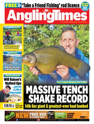 Angling Times NR.22 2015