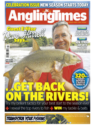 Angling Times NR.24 2015