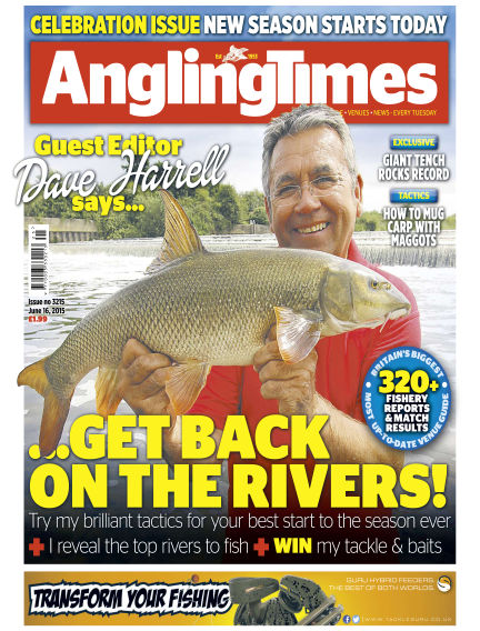 Angling Times June 16, 2015 00:00