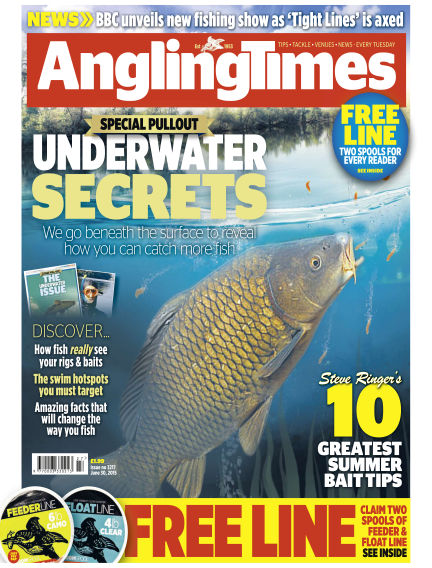 Angling Times June 30, 2015 00:00