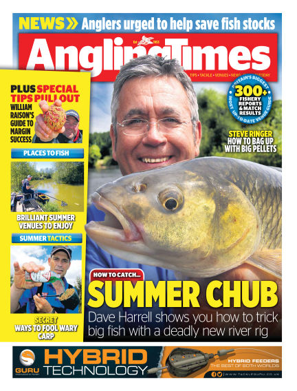 Angling Times July 07, 2015 00:00